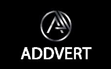 white-addvert
